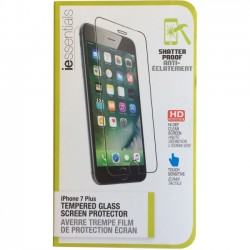 Mizco - IE-IP7P-SCTG - iEssentials Screen Protector Clear - LCD iPhone 7 Plus