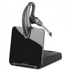 Plantronics - CS530HL10 - Plantronics CS530 DECT Headset System - Mono - Black - Wireless - DECT - 350 ft - Over-the-ear - Monaural - Outer-ear - Noise Cancelling Microphone