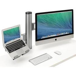 Bretford - TY174BG1 - Bretford MobilePro TY174BG1 Desk Mount for Display Screen - Aluminum