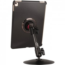 The Joy Factory - MMA511 - The Joy Factory MagConnect Desk Stand for iPad Pro 9.7   Air 2 - Up to 9.7 Screen Support - Desktop - Carbon Fiber