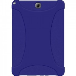 Amzer - 97795 - Amzer Silicone Skin Jelly Case - Blue - Tablet - Blue - Textured - Silicone