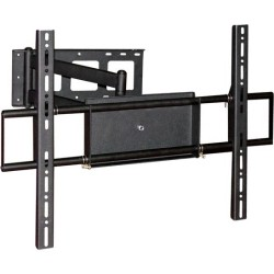 Monoprice - 4562 - Monoprice 4562 Wall Mount for Flat Panel Display - 32 to 50 Screen Support - 110 lb Load Capacity - Steel - Black