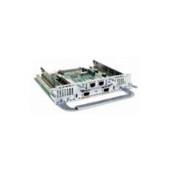 Cisco - NM-HDV2-2T1/E1= - Cisco IP Communications High-Density Digital Voice/Fax Network Module - 2 x T1/E1 - 1 x VIC/VWIC