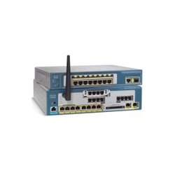 Cisco - UC520-8U-4FXOK9-RF - Cisco UC520-8U-4FXO Unified Communication Chassis - 8 x 10/100Base-TX PoE LAN, 1 x 10/100Base-TX WAN, 4 x FXS , 4 x FXO - 1 VIC , 1 CompactFlash (CF) Card