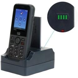 ZCover - CI821UDANA - zCover zDock CI821UDA Cradle - Docking - IP Phone, Battery - Charging Capability