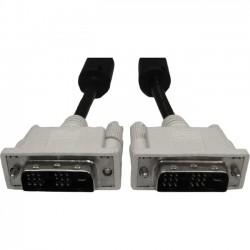 Fujitsu - S26391F6055L240 - Fujitsu DVI Video Cable - DVI for Video Device, Notebook, Monitor - 5.91 ft - 1 x DVI-D (Single-Link) Male Digital Video - 1 x DVI-D (Single-Link) Male Digital Video - Black