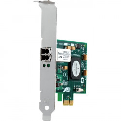 Allied Telesis - AT-2914SX/SC-901 - Allied Telesis 1000SX SC PCI Express x1 Adapter Card - PCI Express x1 - Optical Fiber - TAA Compliant