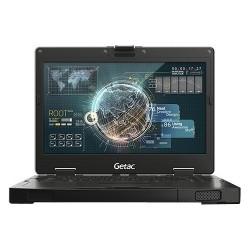 "Getac - SE4NCRDABHXX - Getac S410 14"" Touchscreen LCD Notebook - Intel Core i7 (6th Gen) i7-6500U Dual-core (2 Core) 2.50 GHz - 8 GB DDR3L SDRAM - 256 GB SSD - Windows 7 Professional 64-bit - LumiBond - 4G - LTE - Bluetooth - WWAN Supported - Front"