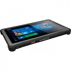 "Getac - FE21YQKA1DXB - Getac F110 G3 Tablet - 11.6"" - 4 GB DDR4 SDRAM - Intel Core i5 (6th Gen) i5-6200U Dual-core (2 Core) 2.30 GHz - 128 GB SSD - Windows 10 64-bit - 1366 x 768 - LumiBond, In-plane Switching (IPS) Technology - 16:9 Aspect Ratio -"