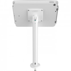 Compulocks Brands - TCDP02W235SMENW - The Rise Space iPad Kiosk - iPad Stand with Cable Management