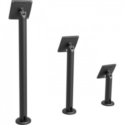 Compulocks Brands - TCDP04518GEB - The Rise Surface Stand Kiosk - Surface Stand with Cable Management