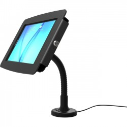 Compulocks Brands - 159B680EGEB - Space Galaxy Tab E Enclosure Flex Arm Wall Mount - Galaxy Tab E Kiosk