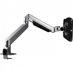 "Compulocks Brands - 660REACH680EGEB - Compulocks Space Mounting Arm for Tablet PC - 8"" Screen Support - Black"