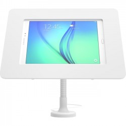 "Compulocks Brands - 159W910AROKW - Compulocks Rokku Desk Mount for Tablet PC - 10.1"" Screen Support - White"