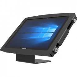 Compulocks Brands - 101B912SGEB - Compulocks Space Galaxy Tab Pro S Enclosure Kiosk - Galaxy Tab Pro S Enclosure - Black
