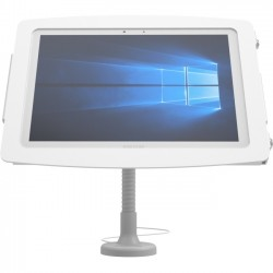 Compulocks Brands - 159W912SGEW - Compulocks Space Wall Mount for Tablet PC - White