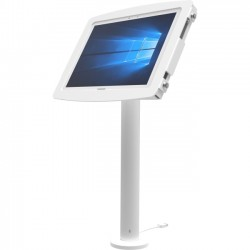 Compulocks Brands - TCDP03W912SGEW - MacLocks Rise Tablet PC Stand - White
