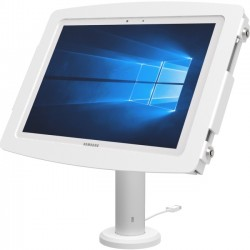 Compulocks Brands - TCDP04W912SGEW - MacLocks Rise Tablet PC Stand - White