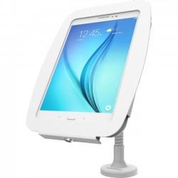 Compulocks Brands - 159W910AGEW - Space Galaxy Tab A Enclosure Flex Arm Wall Mount - Fits Galaxy Tab A Models