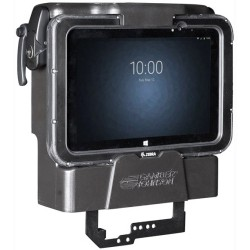 "Gamber-Johnson - 7160-0860-00 - Gamber-Johnson Zebra ET50/55 10"" Docking Station, Full Port Replication with RS232 - for Tablet PC - 2 x USB Ports - 2 x USB 3.0 - Network (RJ-45) - HDMI - Docking"