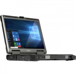 "Getac - BE33L5DAEIXX - Getac B300 G6 13"" Touchscreen LCD Notebook - Intel Core i5 (6th Gen) i5-6300U Dual-core (2 Core) 2.40 GHz - 8 GB DDR4 SDRAM - 500 GB HDD - Windows 10 - 1024 x 768 - QuadraClear - TAA Compliant - DVD-Writer - Intel HD Graphics 520"