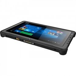 "Getac - FE41CQKA1HXH - Getac F110 G3 Tablet - 11.6"" - 8 GB DDR4 SDRAM - Intel Core i7 (6th Gen) i7-6500U Dual-core (2 Core) 2.50 GHz - 128 GB SSD - Windows 7 64-bit - LumiBond, In-plane Switching (IPS) Technology - Gray, Black - 16:9 Aspect Ratio -"