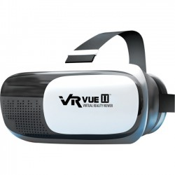 Armor All - XSX5-1008-BLK - Xtreme Cables VR VUE II: Virtual Reality Viewer - For Smartphone