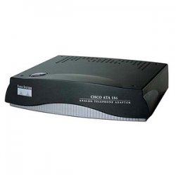 Cisco - ATA186-I2-A - Cisco ATA 186 VoIP Gateway - 2 x , 1 x Uplink
