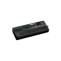 Eaton Electrical - 83502 - Eaton Eclipse ProTel Surge Suppressor - Receptacles: 8 x NEMA 5-15R - 1020J