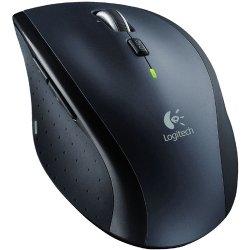 Logitech - 910-001935 - Logitech M705 Marathon Wireless Laser Mouse - Laser - Wireless - Silver - USB - 1000 dpi - Computer - Scroll Wheel - 8 Button(s) - Right-handed Only