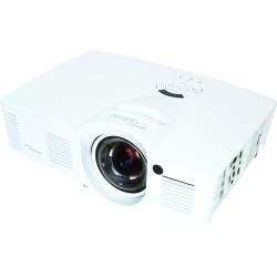 Optoma - GT1080DARBEE - Gametime, Full 3d Hd 1080p, 3000 Lumens, 30, 000:1 Contrast, 0.5:1 Short Throw, D