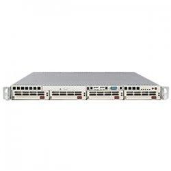 Supermicro - SYS-5014C-MTB - Supermicro SuperServer 5014C-MTB Barebone System - Intel E7221 - LGA775 Socket, LGA775 Socket - Pentium 4, Celeron - 4GB Memory Support - CD-Reader (CD-ROM) - Gigabit Ethernet - 1U