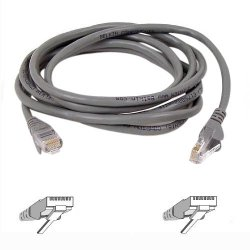 Belkin / Linksys - A7L504-1000 - Belkin Cat5e Network Cable - 1000ft - Gray