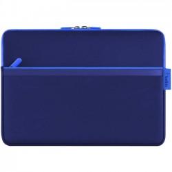 Belkin / Linksys - F7P371BTC00 - Belkin Carrying Case (Sleeve) for 10 Tablet - Blue - Scratch Resistant Interior - Neoprene