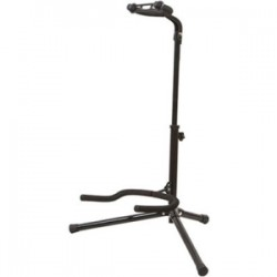 Monoprice - 602110 - Monoprice Foldable Guitar Stand - 25 Height - Aluminum