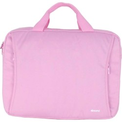 Inland Products - 02555 - Inland Carrying Case for 17.3 Notebook - Pink - Polyester - 13.5 Height x 17.8 Width x 2.8 Depth