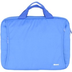 Inland Products - 02557 - Inland Carrying Case for 17.3 Notebook - Blue - Polyester - 13.5 Height x 17.8 Width x 2.8 Depth