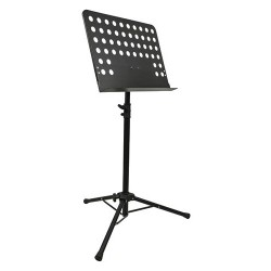 Monoprice - 602410 - Monoprice Sheet Music Stand - Black