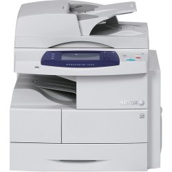 Xerox - 4260/X - Xerox WorkCentre 4260 Multifunction Printer - Monochrome - 55 ppm Mono - 1200 x 1200 dpi - Fax, Copier, Scanner, Printer