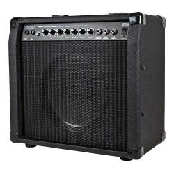 Monoprice - 611800 - Monoprice 40-Watt, 1x10 Guitar Combo Amplifier with Spring Reverb - 40 W RMS