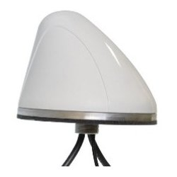 Mobile Mark - MGW303-3J3J00-WHT-204 - Mobile Mark MGW303-3J3J00-WHT-204 Antenna - 2.10 GHz, 4.40 GHz to 2.50 GHz, 6 GHz - 26 dB - Wireless Data Network - White - Magnetic Mount - RP-SMA Connector