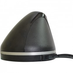 Mobile Mark - MGW303-3J3J00-BLK-204 - Mobile Mark MGW303-3J3J00-BLK-204 Antenna - 2.10 GHz, 4.40 GHz to 2.50 GHz, 6 GHz - 26 dB - Wireless Data Network - Black - Magnetic Mount - RP-SMA Connector