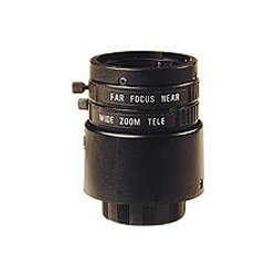 Axis Communication - 5500-951 - Axis 4 - 8mm Varifocal Zoom Lens - 4mm to 8mm