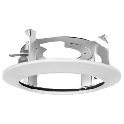 Hikvision - RCM-DE4A - Hikvision RCM-DE4A Ceiling Mount for Network Camera - 8.80 lb Load Capacity - White