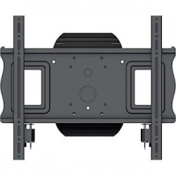 Crimson AV - A50HL - Crimson AV A50HL Wall Mount for TV - 50 Screen Support - 100 lb Load Capacity - Black