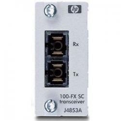 Hewlett Packard (HP) - J4853A - HP ProCurve Transceiver - 1 x SC - 100Base-FX