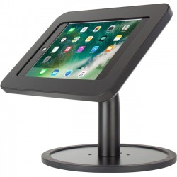 The Joy Factory - KAA202B - The Joy Factory Elevate II Countertop Kiosk for iPad Pro 9.7, Air 2 (Black) - Up to 9.7 Screen Support - 13 Height - Countertop, Desktop - Black