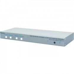 Gefen - EXT-UHD600A-44 - Gefen 4K Ultra HD 600 MHz 4x4 Matrix - 4096 x 2160 - 4K - 4 x 4 - 4 x HDMI Out