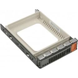 Supermicro - MCP-220-00133-0B - Supermicro Drive Bay Adapter Internal - Black - 1 x Total Bay - 1 x 3.5 Bay - 3.5
