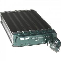 Buslink Media - CDSE-5T-SU3 - Buslink CipherShield CDSE-5T-SU3 5 TB External Hard Drive - SATA - Desktop - eSATA, USB 3.0 - 256-bit Encryption Standard